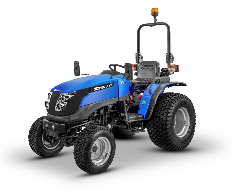 Micro tracteur SOLIS 26